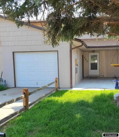 203 Monterey Way, Douglas, WY 82633 (MLS #20212197) :: Broker One Real Estate