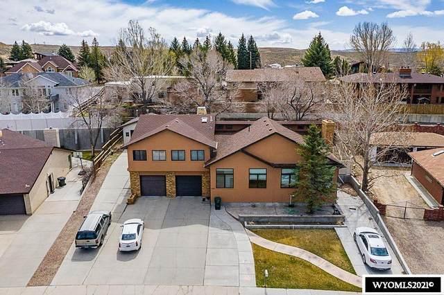 2030 Carson, Rock Springs, WY 82901 (MLS #20212198) :: Lisa Burridge & Associates Real Estate