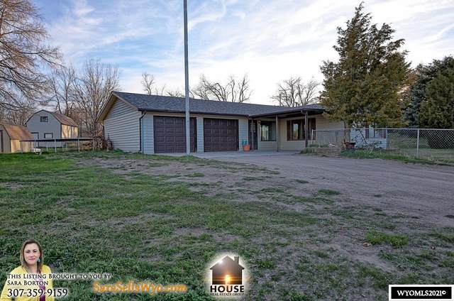 41 Ridgewater Lane, Douglas, WY 82633 (MLS #20212237) :: Lisa Burridge & Associates Real Estate