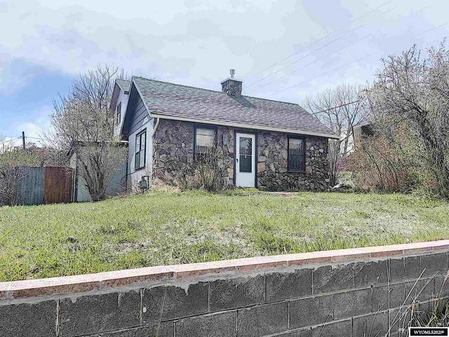 602 W Gatchell Street, Buffalo, WY 82834 (MLS #20212274) :: RE/MAX The Group