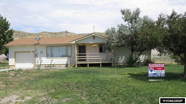 91 Cliff Drive, Riverton, WY 82501 (MLS #20212292) :: RE/MAX The Group