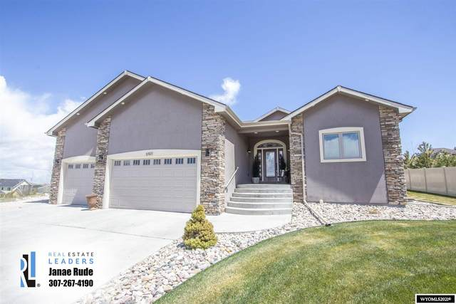 5921 S Chestnut, Casper, WY 82601 (MLS #20212322) :: Real Estate Leaders