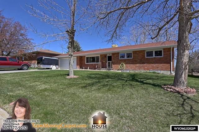435 S Illinois Avenue, Casper, WY 82601 (MLS #20212368) :: Lisa Burridge & Associates Real Estate