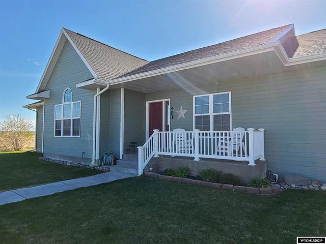 401 Pine Crest, Worland, WY 82401 (MLS #20212456) :: RE/MAX Horizon Realty