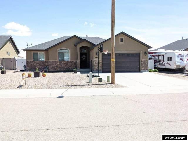3817 Goshawk Drive, Rock Springs, WY 82901 (MLS #20212589) :: Broker One Real Estate