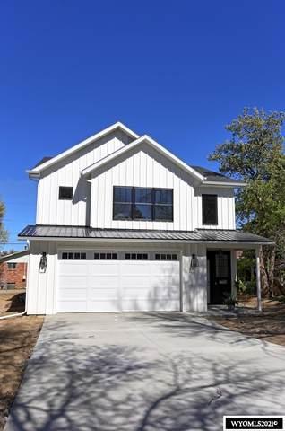 1259 Elk Street, Casper, WY 82601 (MLS #20212706) :: Real Estate Leaders
