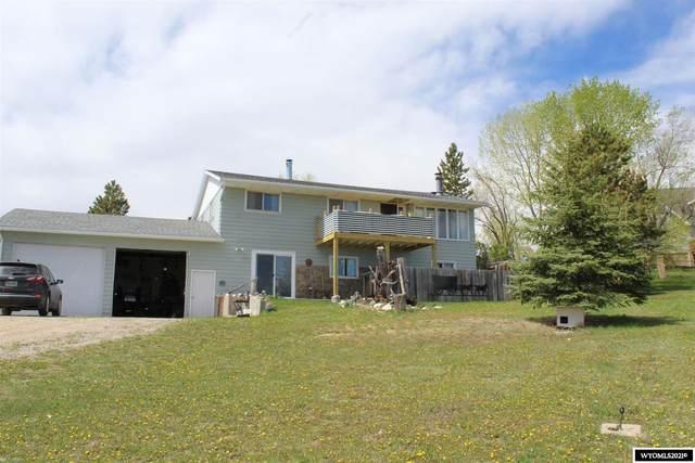 10 Lake View Drive, Buffalo, WY 82834 (MLS #20212729) :: Lisa Burridge & Associates Real Estate