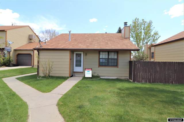700 Shoshone #42 Avenue, Green River, WY 82935 (MLS #20212747) :: RE/MAX The Group