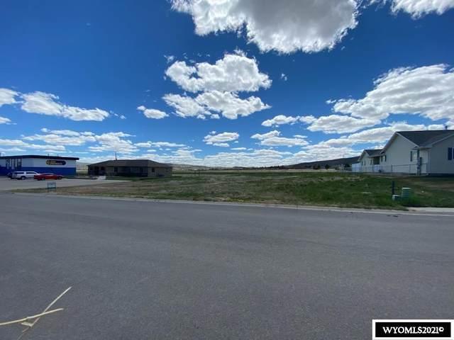 1806 Edinburgh, Rawlins, WY 82301 (MLS #20212757) :: Broker One Real Estate