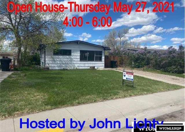 3044 Indiana, Casper, WY 82609 (MLS #20212802) :: Broker One Real Estate
