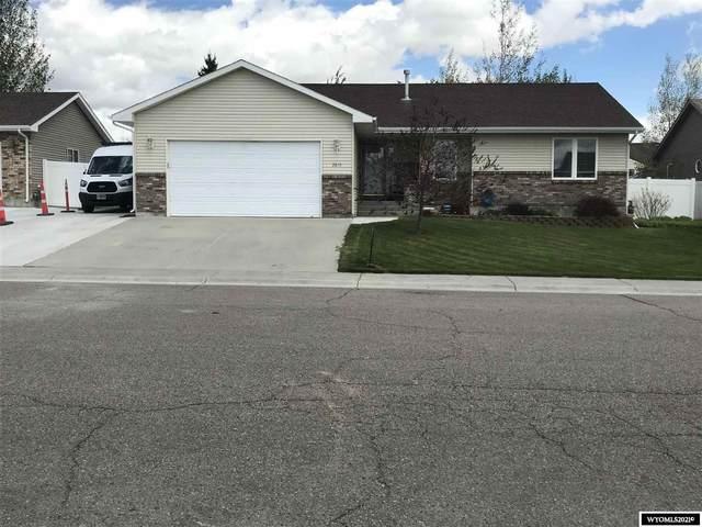 2615 Cache Valley Drive, Rock Springs, WY 82901 (MLS #20212806) :: Lisa Burridge & Associates Real Estate