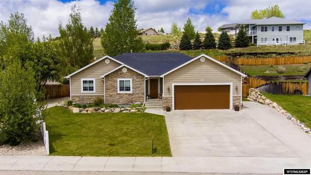 808 Woodman Drive, Buffalo, WY 82834 (MLS #20212824) :: Broker One Real Estate