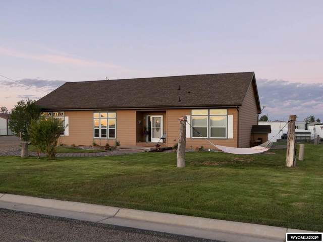 322 W Third Street, Marbleton, WY 83113 (MLS #20212988) :: Lisa Burridge & Associates Real Estate