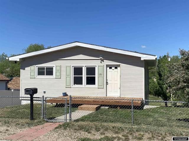 356 S Cummings Avenue, Buffalo, WY 82834 (MLS #20213024) :: Broker One Real Estate
