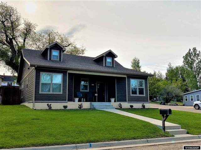 108 S Wyoming Avenue, Buffalo, WY 82834 (MLS #20213094) :: Broker One Real Estate