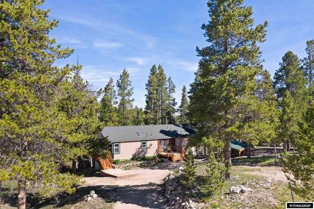 3390 Misty Mountain Road, Casper, WY 82601 (MLS #20213107) :: Broker One Real Estate