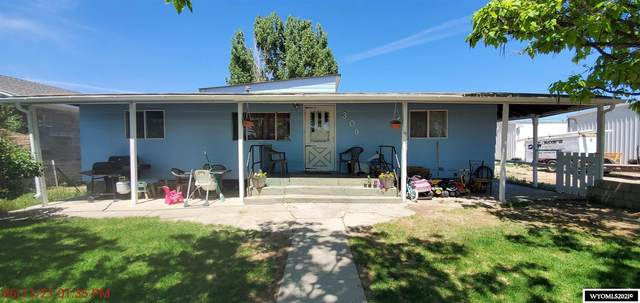 309 Robertson Avenue, Worland, WY 82401 (MLS #20213140) :: RE/MAX The Group