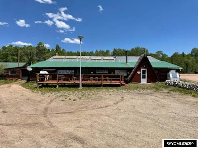 5651 Wyoming Highway 130, Saratoga, WY 82331 (MLS #20213151) :: RE/MAX The Group