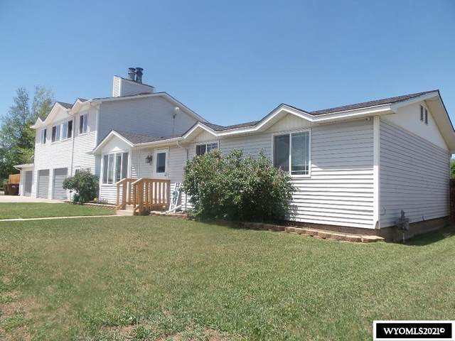 412 W Lincoln, Lyman, WY 82930 (MLS #20213158) :: Broker One Real Estate