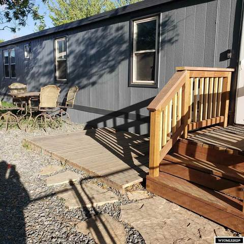 4746 E Skyline Drive, Laramie, WY 82070 (MLS #20213238) :: Real Estate Leaders