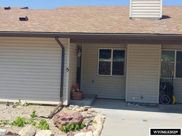 500 Western Ave #5, Buffalo, WY 82834 (MLS #20213244) :: Lisa Burridge & Associates Real Estate