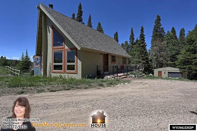 3245 Whitcomb Road, Casper, WY 82601 (MLS #20213360) :: Broker One Real Estate