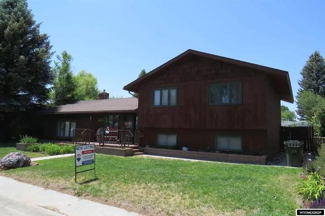 216 Valley Circle Circle, Riverton, WY 82501 (MLS #20213401) :: Lisa Burridge & Associates Real Estate