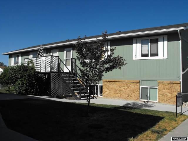 720 2nd Street, Evansville, WY 82636 (MLS #20213420) :: Broker One Real Estate