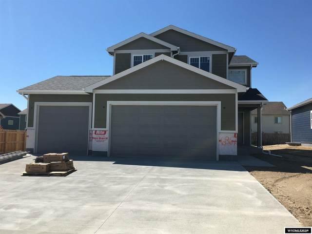 6867 Rogue River Road, Casper, WY 82604 (MLS #20213516) :: RE/MAX The Group