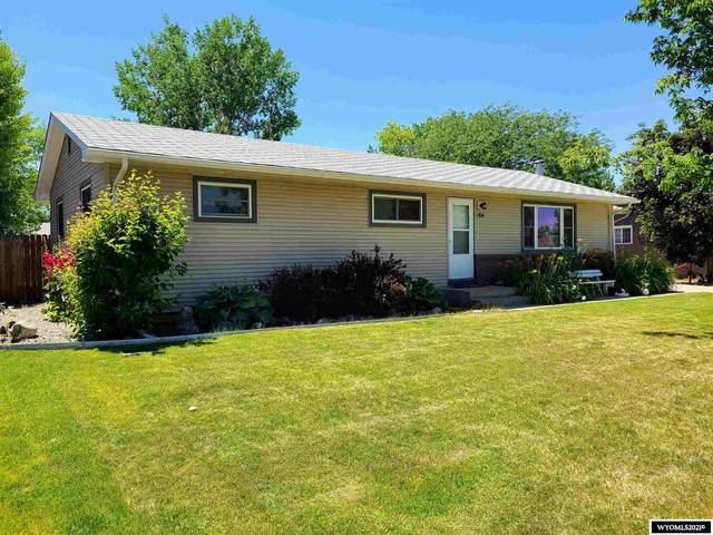 1704 Coburn Avenue, Worland, WY 82401 (MLS #20213546) :: RE/MAX Horizon Realty