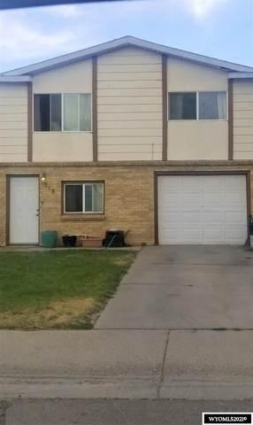 318 E Miller Street, Rawlins, WY 82301 (MLS #20213555) :: Lisa Burridge & Associates Real Estate