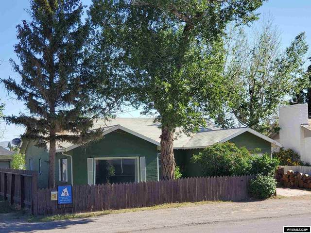 210 E Ramshorn Street, Dubois, WY 82513 (MLS #20213618) :: RE/MAX The Group