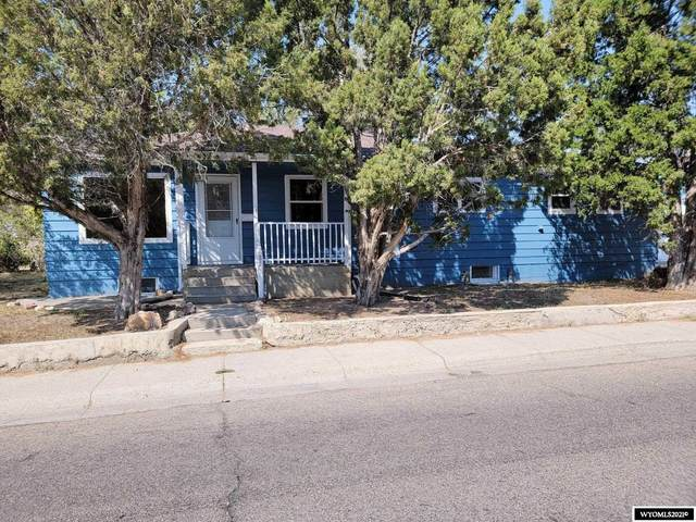 1110 E 15th Street, Casper, WY 82601 (MLS #20213637) :: RE/MAX Horizon Realty
