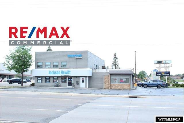 2145 E 12th Street, Casper, WY 82601 (MLS #20213824) :: RE/MAX The Group