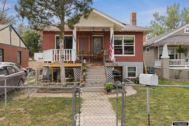 1728 S Cedar Street, Casper, WY 82601 (MLS #20213828) :: RE/MAX The Group