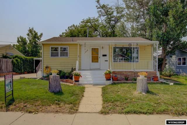 1828 S Poplar Street, Casper, WY 82601 (MLS #20213854) :: Lisa Burridge & Associates Real Estate
