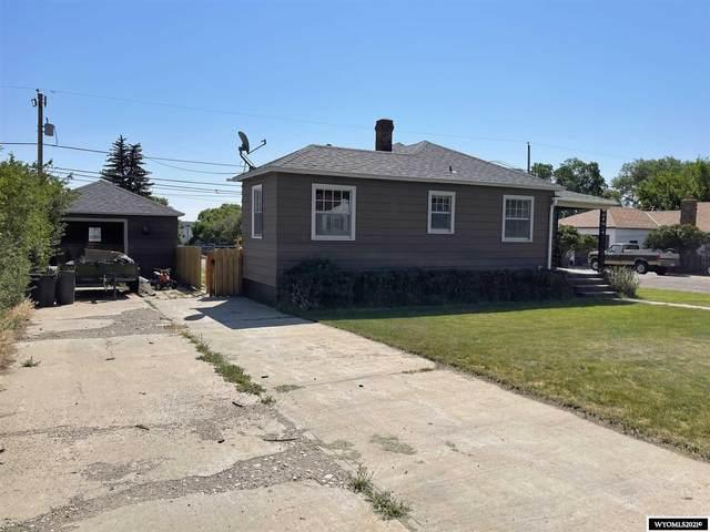 229 E Jeffers, Rawlins, WY 82301 (MLS #20213904) :: Lisa Burridge & Associates Real Estate