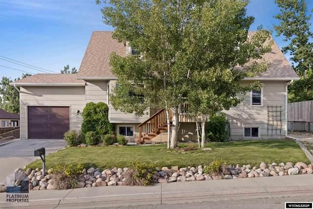 1516 Alta Vista Road, Casper, WY 82601 (MLS #20213957) :: Real Estate Leaders