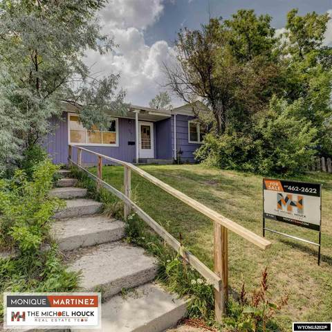 940 S Melrose, Casper, WY 82601 (MLS #20213971) :: RE/MAX The Group