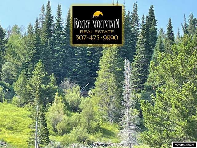 0000 Muddy Mountain Road, Casper, WY 82601 (MLS #20214121) :: RE/MAX The Group