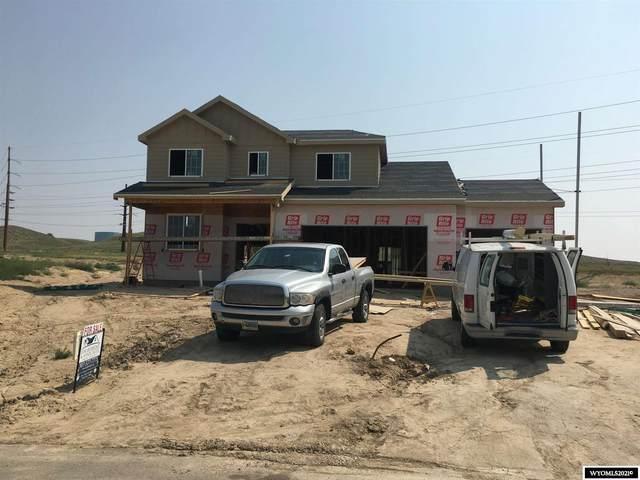 485 West View Way, Mills, WY 82604 (MLS #20214141) :: Broker One Real Estate