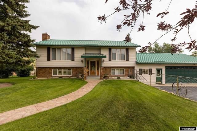 478 Upper French Creek Road, Buffalo, WY 82834 (MLS #20214223) :: Lisa Burridge & Associates Real Estate