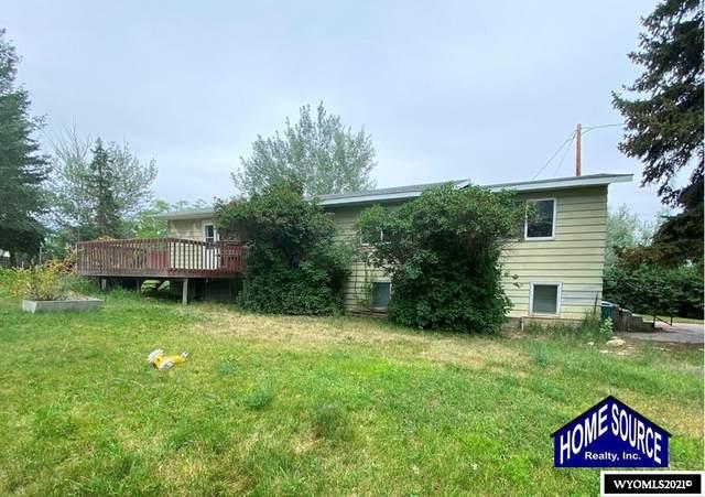 3 Kinnear Spur, Kinnear, WY 82516 (MLS #20214277) :: Lisa Burridge & Associates Real Estate