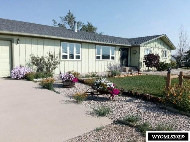 157 Plant Road, Sinclair, WY 82334 (MLS #20214311) :: RE/MAX The Group