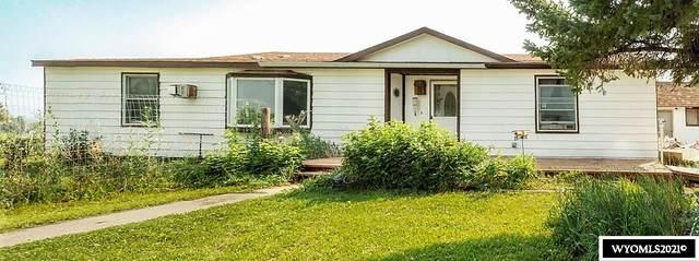 687 Sunny View Drive, Thermopolis, WY 82443 (MLS #20214336) :: Lisa Burridge & Associates Real Estate