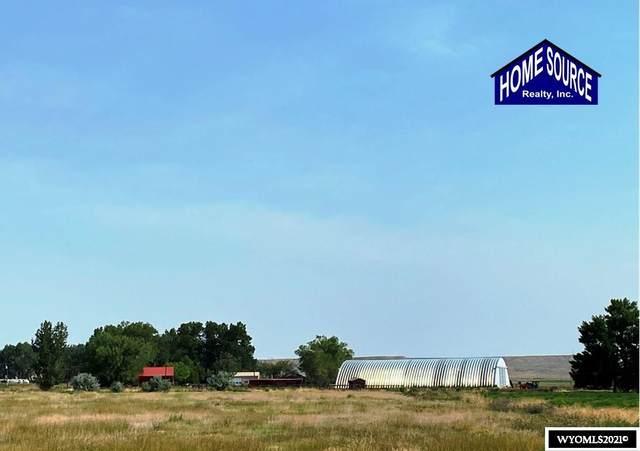 462 Paradise Valley Road, Riverton, WY 82501 (MLS #20214401) :: RE/MAX Horizon Realty