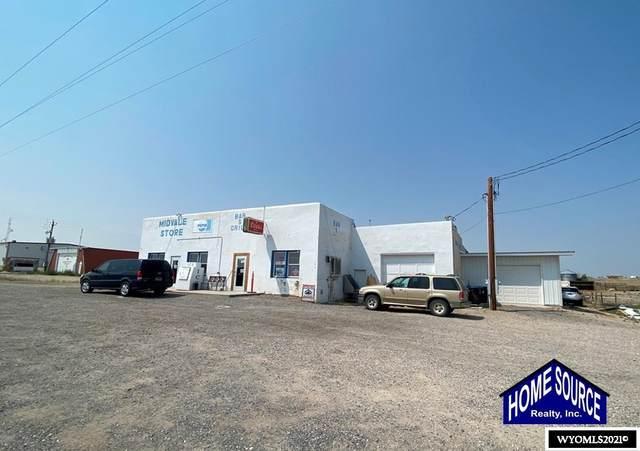 1550 Missouri Valley Road, Riverton, WY 82501 (MLS #20214433) :: RE/MAX Horizon Realty