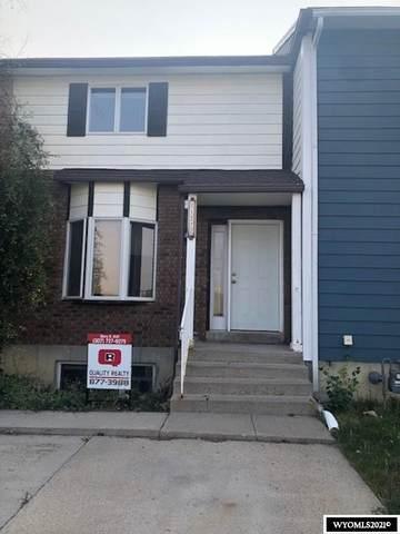 1127 C 9th West Avenue, Kemmerer, WY 83101 (MLS #20214512) :: Lisa Burridge & Associates Real Estate