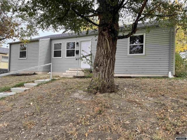 1335 S Laurel Street, Casper, WY 82601 (MLS #20214603) :: RE/MAX Horizon Realty