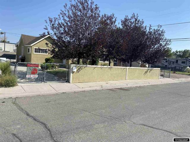 141 S 2nd East Street, Green River, WY 82935 (MLS #20214814) :: RE/MAX Horizon Realty